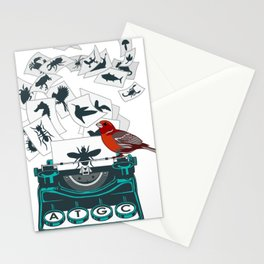 Alphabet of Life Stationery Cards