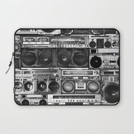 house of boombox Laptop Sleeve
