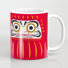 Japan Serie 1 - DARUMA Coffee Mug