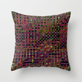 Abstract 147 Throw Pillow
