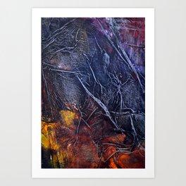 Hellfire Art Print