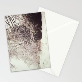 Ice Storm Stationery Cards