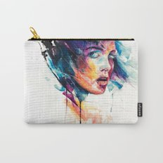 sheets of colored glass Carry-All Pouch