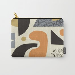 Mid century IX Carry-All Pouch