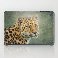leopard iPad Cases featuring Leopard by Pauline Fowler ( Polly470 )