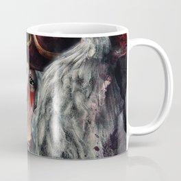 Mononoke San and The Spirit of the Wolf Coffee Mug