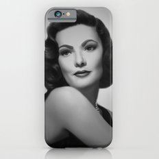 Black Velvet Slim Case iPhone 6s