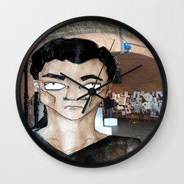 Fred Wall Clock