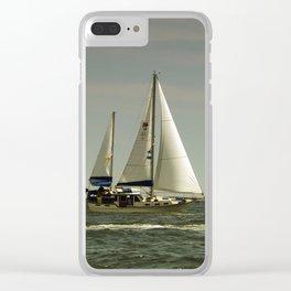 Barnegat Bay Clear iPhone Case