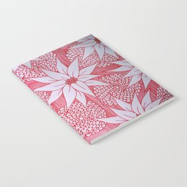 Red drawing Notebook
