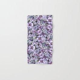 FLOWERS WATERCOLOR 24 Hand & Bath Towel