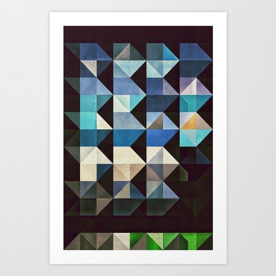 FLYGS Art Print