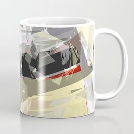 rotating polygones Coffee Mug