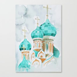 Nikitnika  Canvas Print