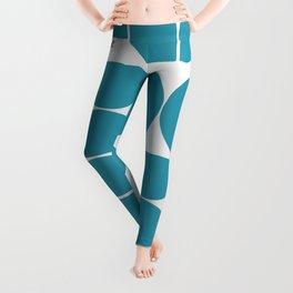 Puzzle Design Bl. Leggings