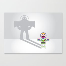 Childhood Belief Canvas Print