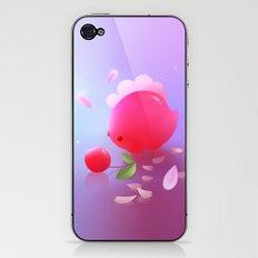 Sakura Dino iPhone & iPod Skin