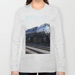 Big Boy - Union Pacific Railroad Long Sleeve T-shirt