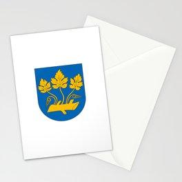 Flag of Stavanger Stationery Cards