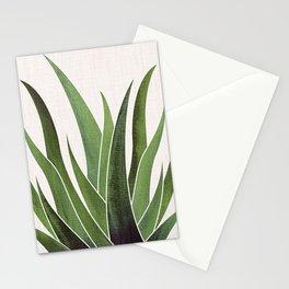 Vintage Agave / Desert Succulent Stationery Cards