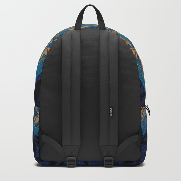 Ornament Pattern Mandala Backpack