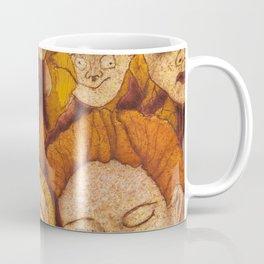 The Laid-Back Ones Tree / A Árvore dos Pacatos Coffee Mug