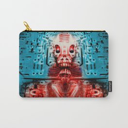 Sir Circuity's sartorial cybernetics Carry-All Pouch
