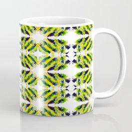 ethno kaleidoscope art smears Coffee Mug