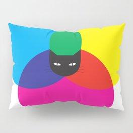CMYKAT Pillow Sham