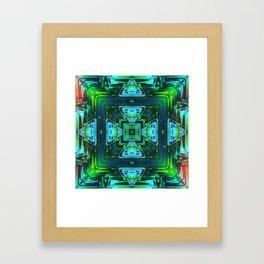 Jammer Framed Art Print