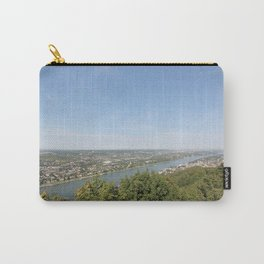 Scenic Rhine Valley Carry-All Pouch