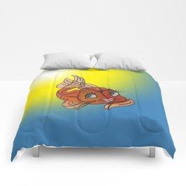 Goldie Comforters
