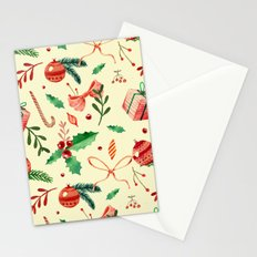 MERRY CHRISTMAS4 Stationery Cards