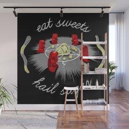 Hail Sugar Wall Mural