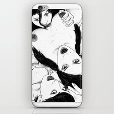 asc 608 - Les exclus (The Bird's eye view) iPhone & iPod Skin