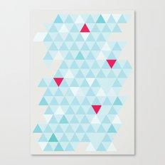 Shape series 4 Canvas Print