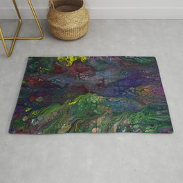 Directional Blindness Rug