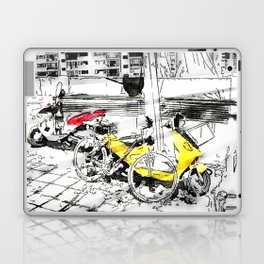 Sageun-dong Laptop & iPad Skin