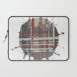 Waterlogged -  splash Laptop Sleeve