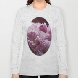 Softest Pink Blossom Long Sleeve T-shirt