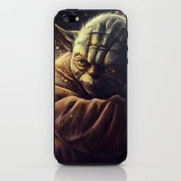 The Force iPhone Skin