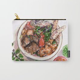 """""""Bun rieu"""" - Noodle with freshwater crab Carry-All Pouch"""