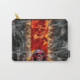 Devil Calavera by GEN Z Carry-All Pouch