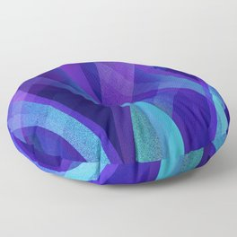 Abstract background G143 Floor Pillow