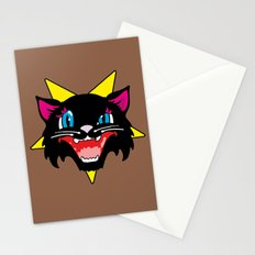 Pussy Galore Stationery Cards