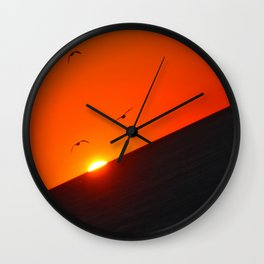 Sunset at the Golden Gate, Chasing the Ephemeral Wall Clock
