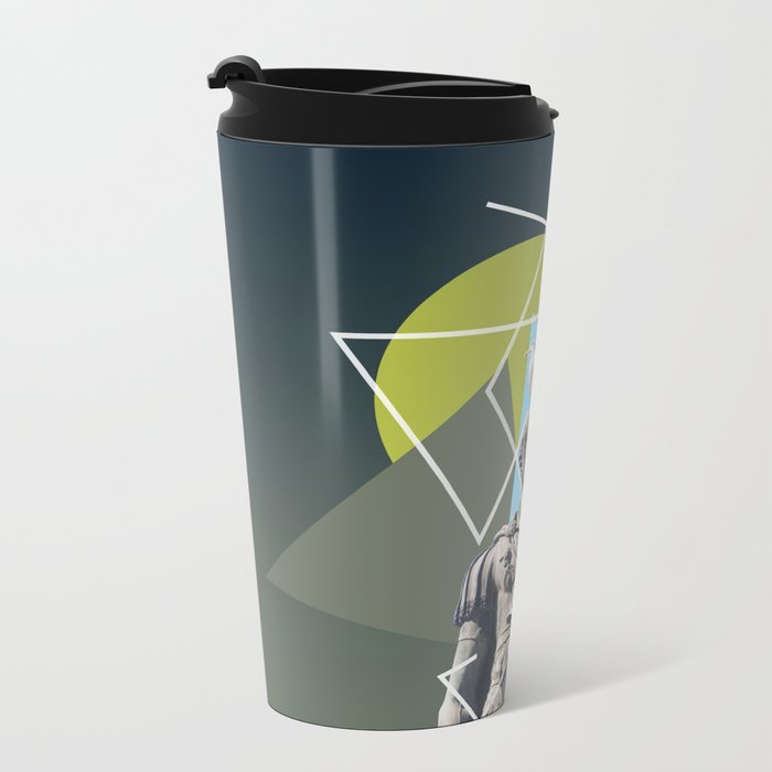Cezar Metal Travel Mug