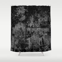 doom Shower Curtains featuring Doom by GLR67