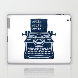 Write Write Write (Space) Laptop & iPad Skin