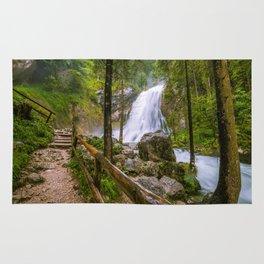 Gollinger Wasserfall Rug